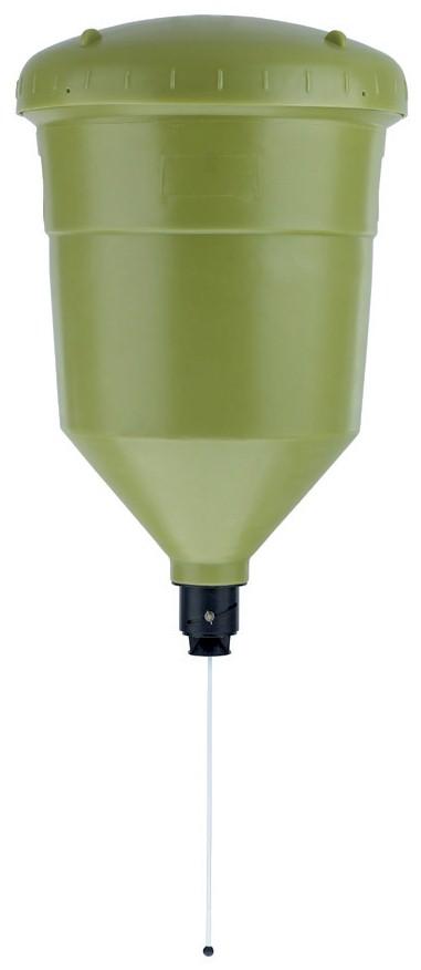 Modell Pendelfütterer mit 10-60 kg Behälter