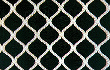 Nylon Nets (knoted or knotless) MS 4-30 mm